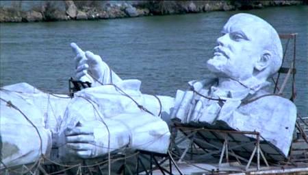still uit Ulysses Gaze van Theo Angelopoulos